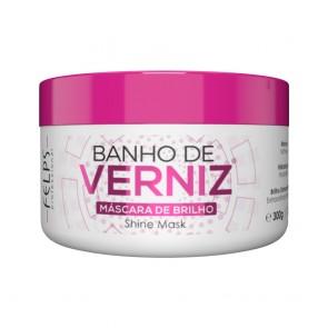 MÁSCARA BANHO DE VERNIZ 300GR FELPS