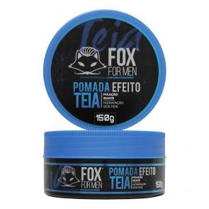 POMADA MODELADORA EFEITO TEIA 150GR FOX FOR MEN