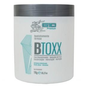 BOTOX BTOXX REALINHAMENTO TÉRMICO ORGANICO 1KG G10