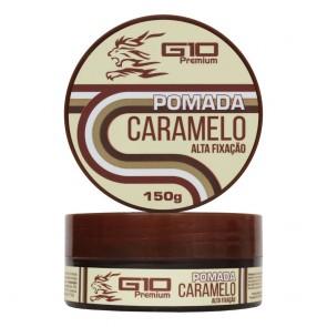 POMADA MODELADORA CARAMELO MORANGO 150GR G10