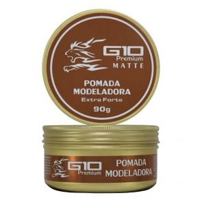 POMADA MODELADORA MATTE EXTRA FORTE 90GR G10