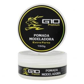 POMADA MODELADORA TRADICIONAL EXTRA FORTE 150GR G10