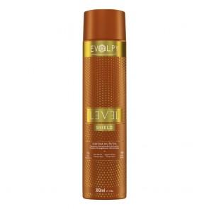 Keratina Nutritiva Reduz Queda Level Shield 300ml Evolpy Liss