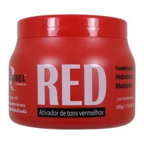 MÁSCARA TONALIZANTE RED 500GR MAIRIBEL