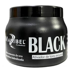 MÁSCARA TONALIZANTE BLACK 500GR MAIRIBEL