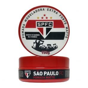 POMADA MODELADORA MATTE SÃO PAULO 150GR TIME