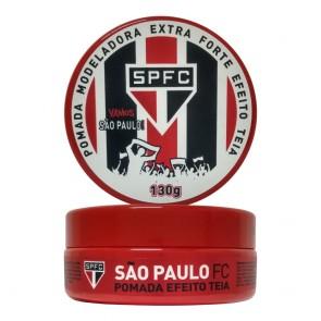 POMADA MODELADORA EFEITO TEIA SÃO PAULO 130GR TIME