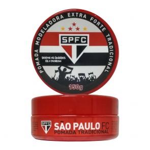 POMADA MODELADORA TRADICIONAL SÃO PAULO 150GR TIME