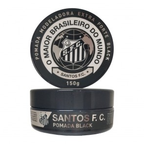 POMADA MODELADORA BLACK SANTOS 150GR TIME